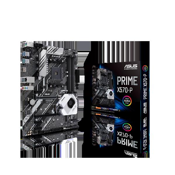 BOARD ASUS PRIME X570- P AM4 RYZEN
