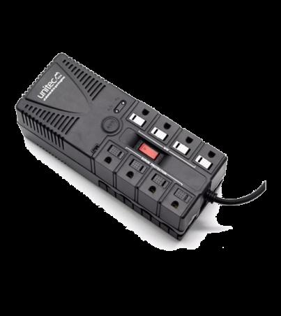 regulador-1200w-marca-unitec-8-tomas